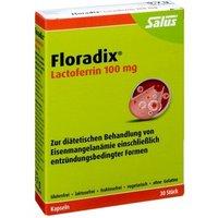 Floradix Lactoferrin 100 mg