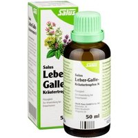 Salus Leber-Galle-Kräutertropfen N