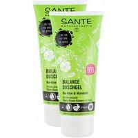 SANTE Balance Duschgel, Aloe-Mandelöl