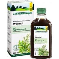 Schoenenberger Wermut, Saft