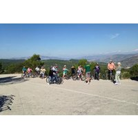 Downhill Bike Ride Benidorm