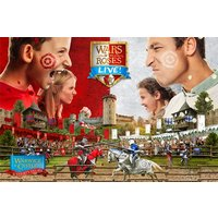 Warwick Castle - Half Day Ticket (after 12pm)