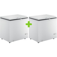 Combo Freezer Horizontal Consul 309L (Cha31eb + Cha31eb) - Cha_Cha_Cj 220V