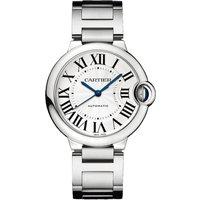 Ballon Bleu De Cartier Watch 36mm, Automatic Movement, Steel