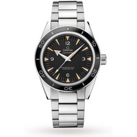 shop for Seamaster 300 Mens 41mm Black Dial Co-Axial Automatic Watch at Shopo