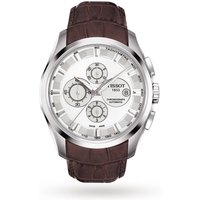 shop for T-Classic Couturier 43mm Mens Watch at Shopo