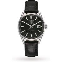shop for Carrera Calibre 5 Mens 39mm Automatic Mens Watch at Shopo