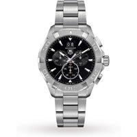 shop for Aquaracer 43mm Quartz Chronograph Mens Watch at Shopo