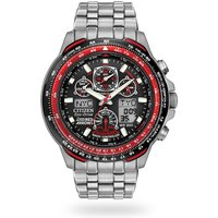 shop for Eco-Drive Gents Red Arrows Skyhawk A.T Watch at Shopo