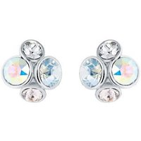 Lynda Cluster Stud Earrings.