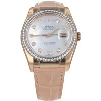 Pre-Owned Rolex Datejust Ladies Watch 116185.