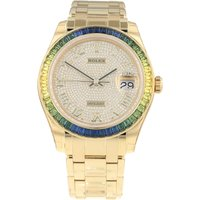 Pre-Owned Rolex Datejust Pearlmaster Unisex Watch 86348SABLV.