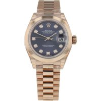 Pre-Owned Rolex Datejust Ladies Watch 279165.