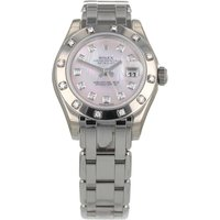 Pre-Owned Rolex Datejust Pearlmaster Ladies Watch 80319.