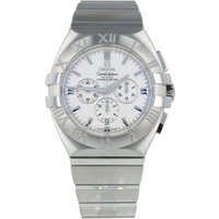Pre-Owned Omega Constellation Double Eagle Mens Watch 1514.20.00.