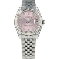 Pre-Owned Rolex Datejust 31 Intermediate Watch 178274.