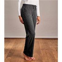 Womens Jersey Lounge Pants S Charcoal