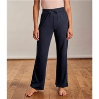 Womens Jersey Lounge Pants XL Navy