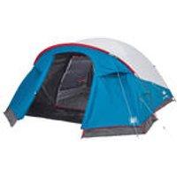 Quechua Tent | 3 Persoons | Blauw/wit | XL Fresh & Black kopen