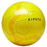 Kipsta Voetbal First Kick maat 4 (vanaf 8 tot 12 jaar) geel kopen