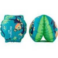 Nabaiji Zwembandjes met APENPRINT voor kinderen van 11-30 kg kopen