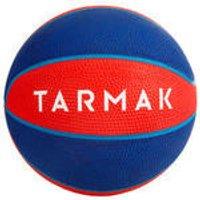 Tarmak Minibasketbal blauw/rood (maat 1) kopen