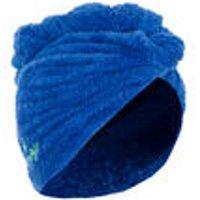 Nabaiji Zachte microvezelhanddoek voor het haar blauw kopen