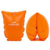 Nabaiji Zwembandjes voor kinderen oranje kopen