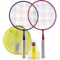 Perfly Badmintonrackets voor kinderen in set BR Discover kopen