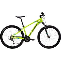 Mountainbike ST 100 27,5 Zoll gelb