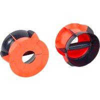 Aquafitness-Hanteln R360 blau/orange