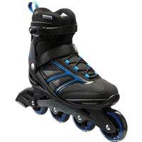 Inline Skates Fitness- Inliner Bravo Herren schwarz/blau
