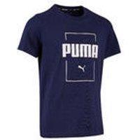 PUMA Comfortabel en ademend T shirt klassiek model
