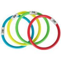 Nabaiji 4 verzwaarde ringen kopen