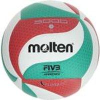 MOLTEN Volleybal Molten 5000 groen rood