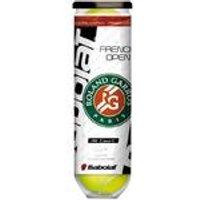 Babolat Tennisballen French Open All Court *4 geel kopen