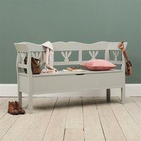 Bourton Painted Hallway Bench