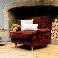 Bampton Armchair - Velvet