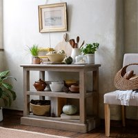 Paxford Pine Console Table