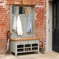 Caldecote French Grey Hall Tidy