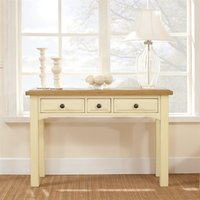 Westbury Painted Dressing/Console Table