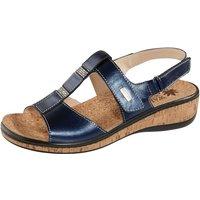 Sandale Leonie Blau