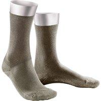 Komfort-Socken Weissbach oliv