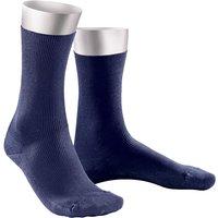 Komfort-Socken Weissbach Marineblau