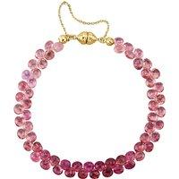 Armband Diemer Farbstein Pink