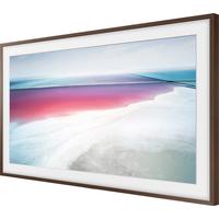 SAMSUNG Customisable Frame Bezel - Walnut