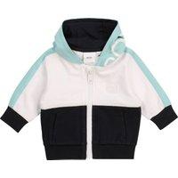 Hooded tracksuit cardigan BOSS INFANT BOY
