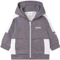 Brushed fleece sweatshirt BOSS INFANT BOY