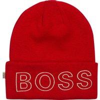 Woolly hat BOSS KID GIRL