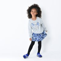 Printed flared skirt KENZO KIDS KID GIRL